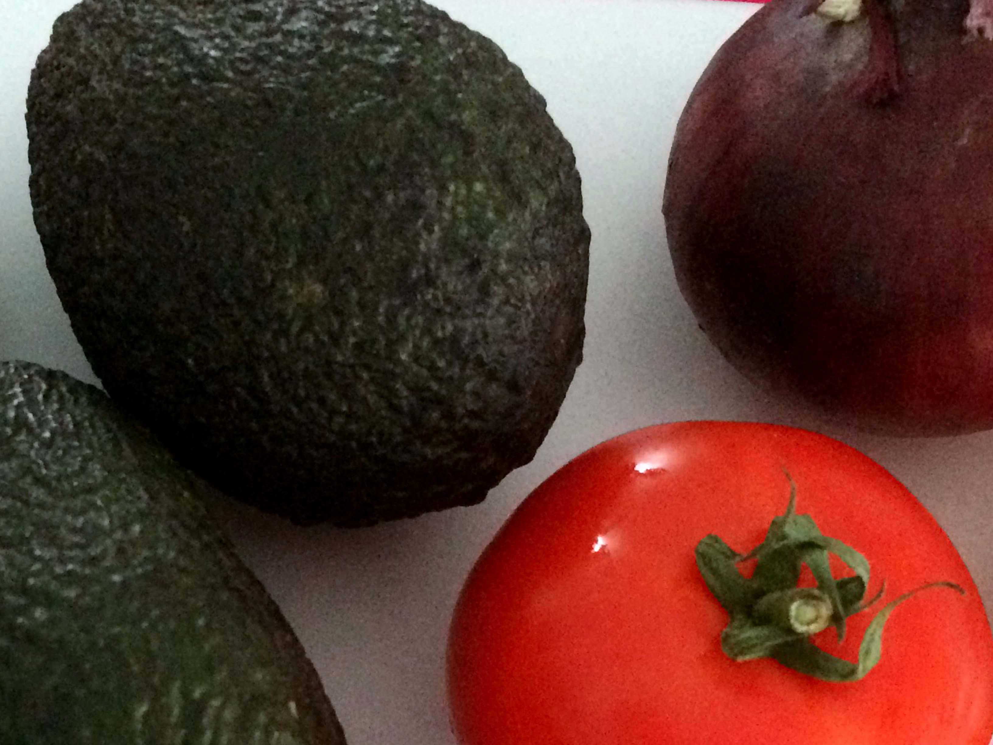 salade avocado ei