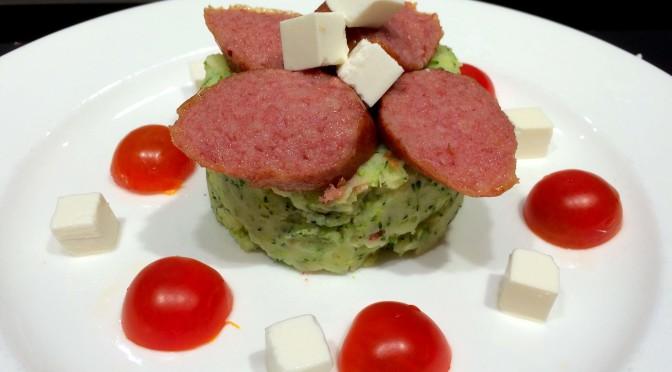 Broccolistamppot met feta