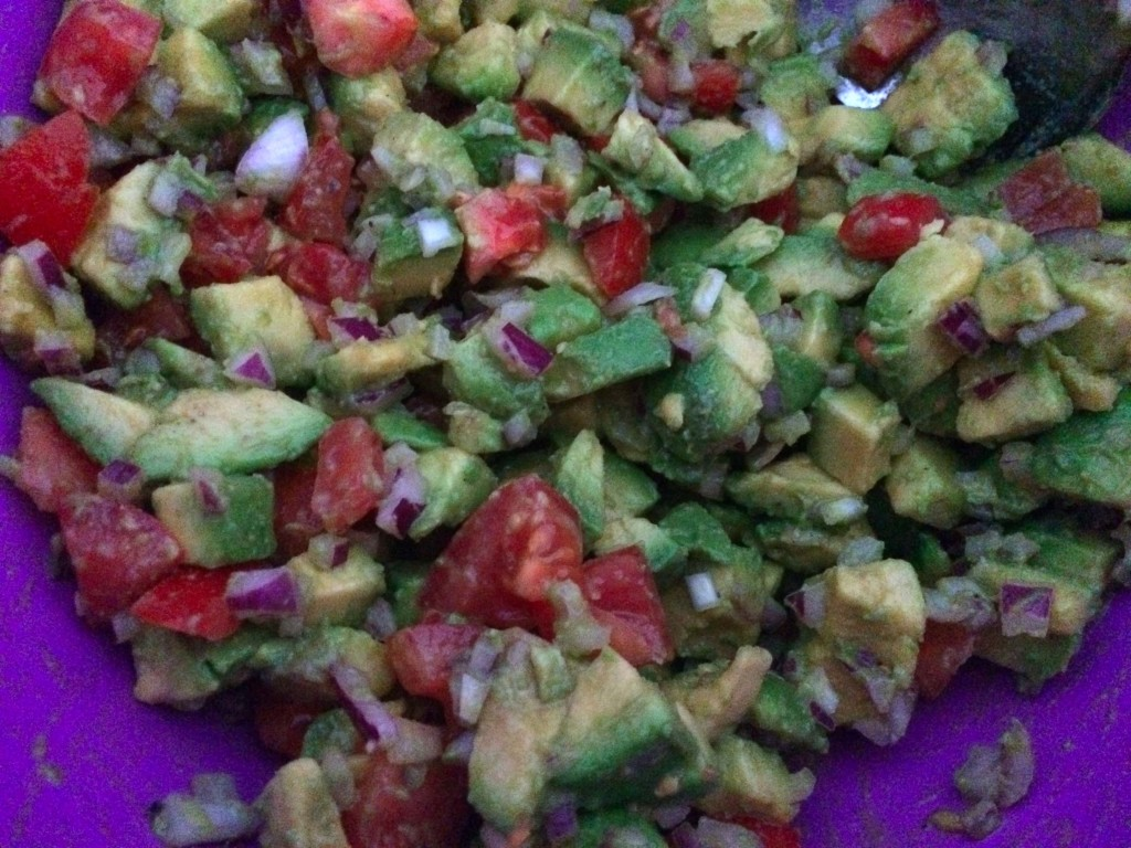 avocado mix