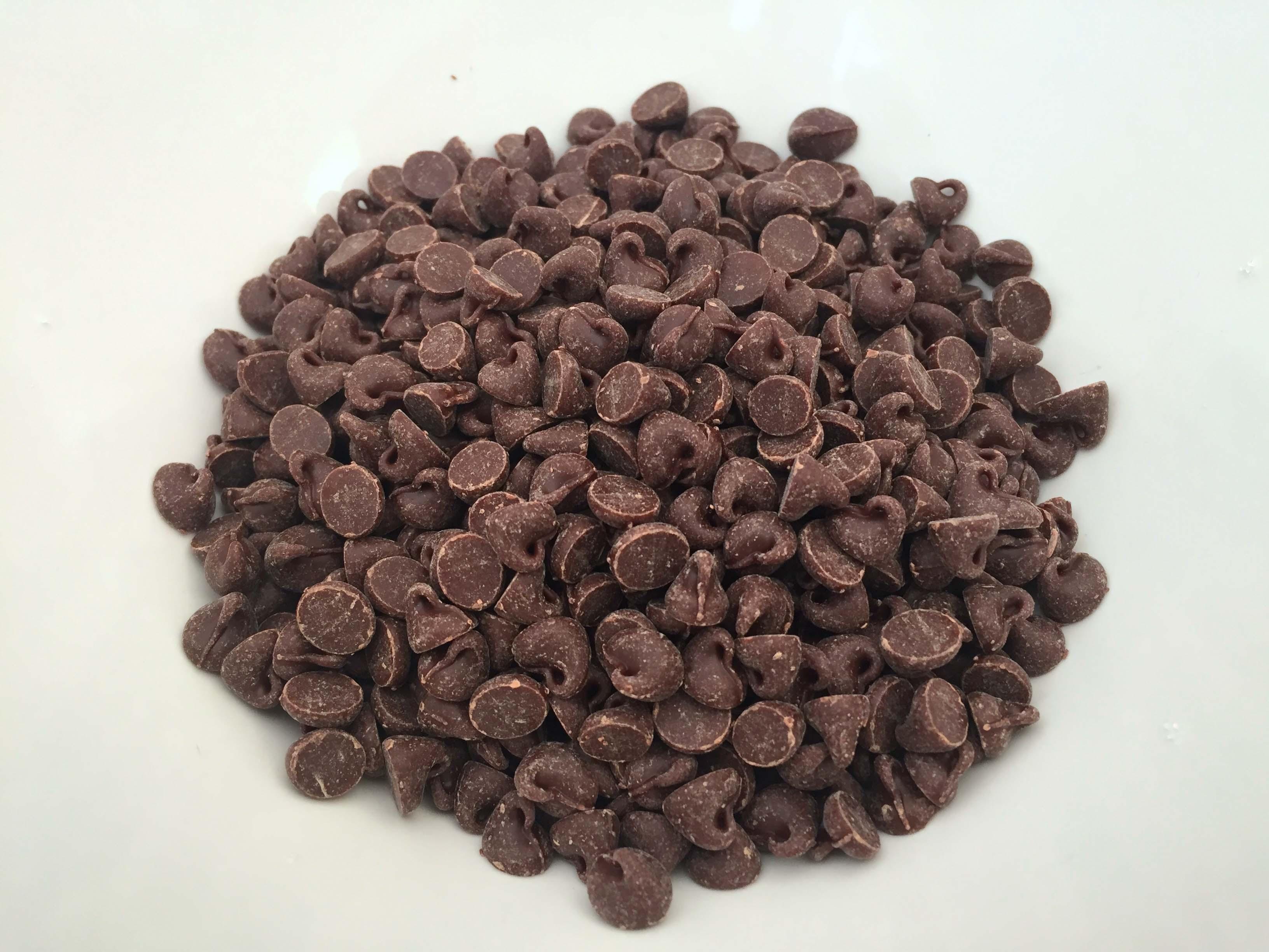 chocoladesruppels