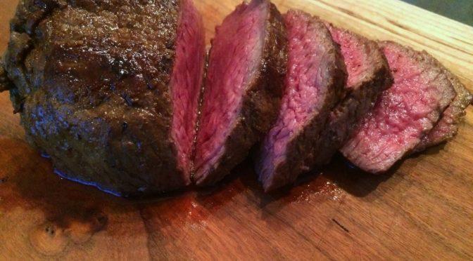Biefstuk bereiden