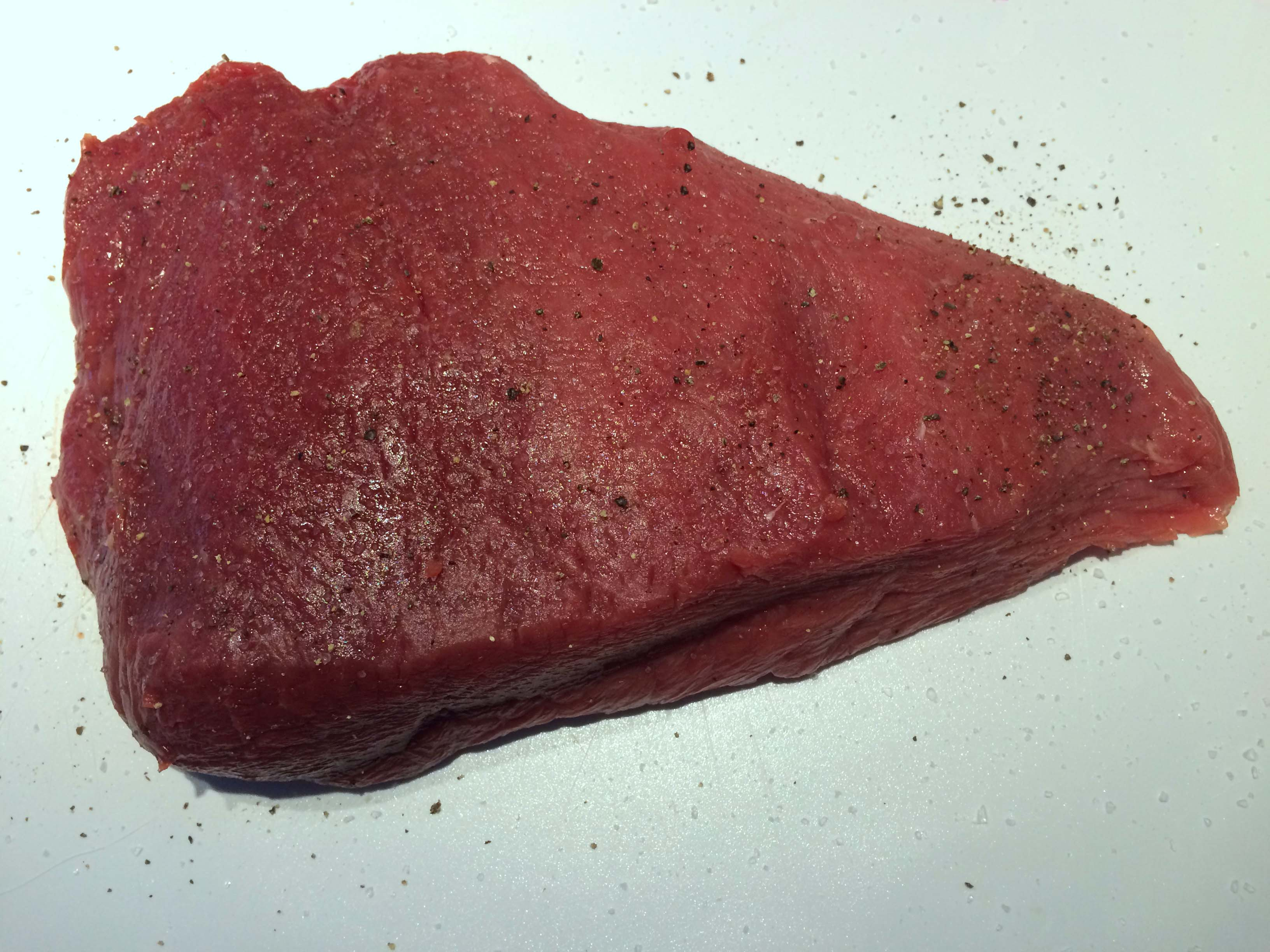 biefstuk met peper