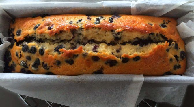 cake uit de oven
